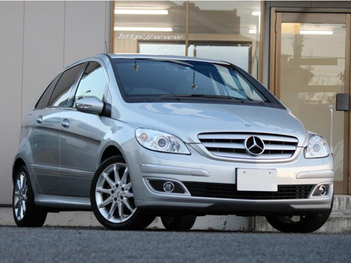 mercedes benz b class 2006 used for sale. Black Bedroom Furniture Sets. Home Design Ideas