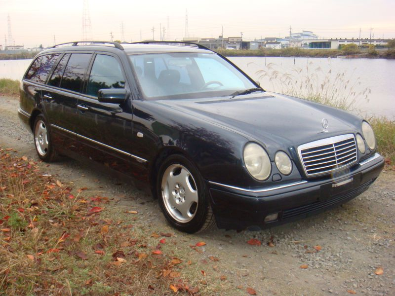 Mercedes benz e230 avantgarde 1998 used for sale for Mercedes benz usa price list