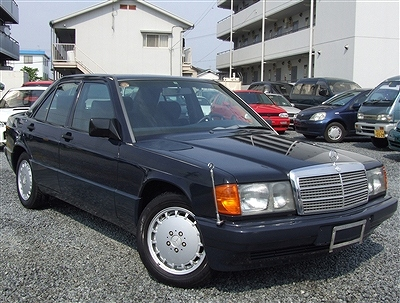 mercedes benz 190e 1990 used for sale. Black Bedroom Furniture Sets. Home Design Ideas