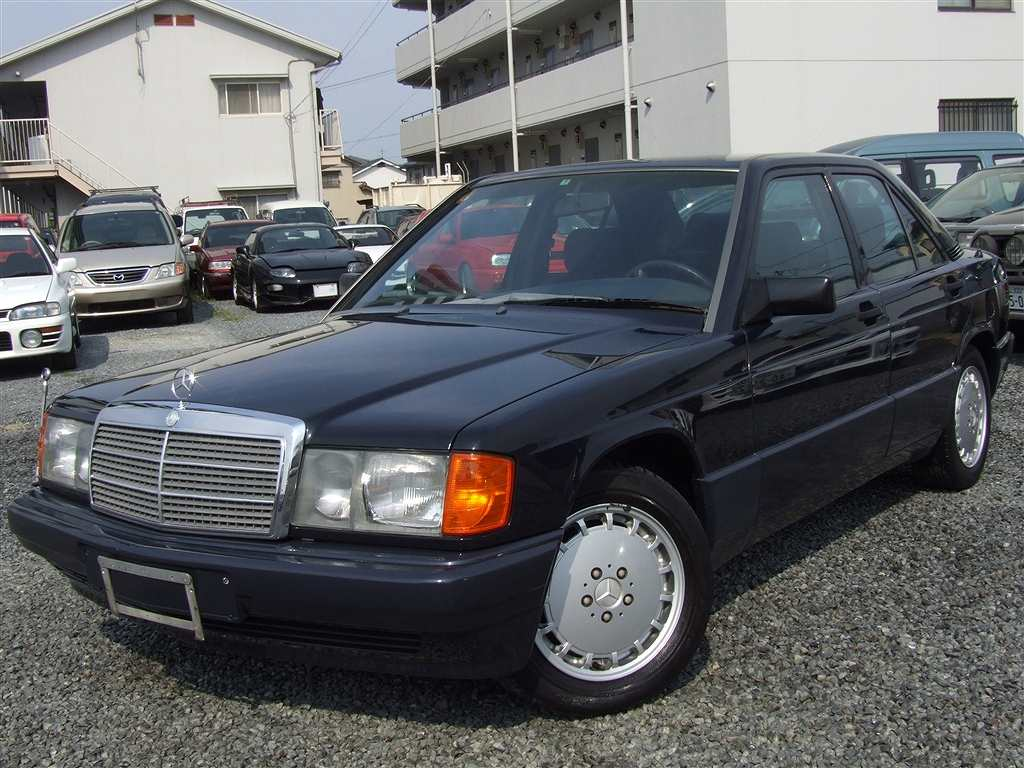 Mercedes benz 190e 1990 used for sale for Mercedes benz e350 aftermarket parts