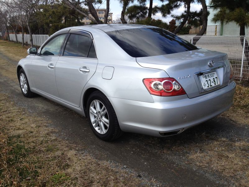 Toyota Mark X 250g 2006 Used For Sale
