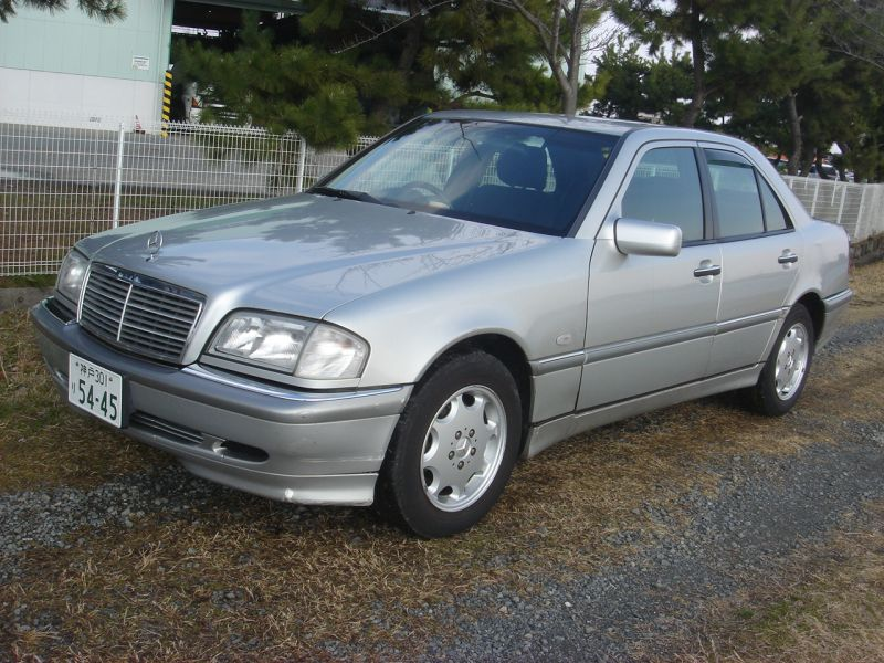 Mercedes benz c240 1998 used for sale for Used mercedes benz c240