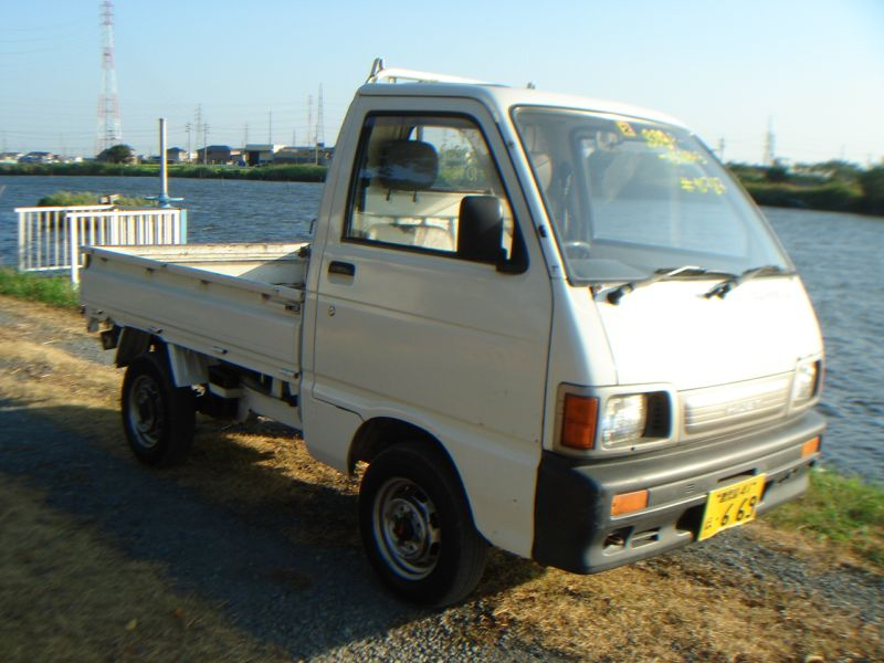 Daihatsu HIJET TRUCK CLAIMAR DUMP, 1994, Used For Sale