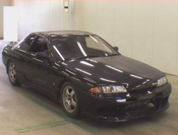 Nissan SKYLINE COUPE used car