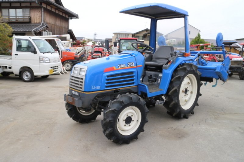 Iseki Tractor SIAL 23, N/A, used for sale