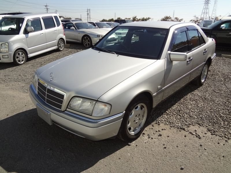 Mercedes benz c230 1996 used for sale for Mercedes benz c230