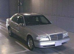 Mercedes-Benz C230 used car