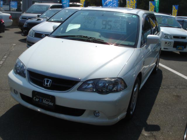 Honda odyssey absolute 2002 used for sale honda odyssey for Used honda odyssey for sale