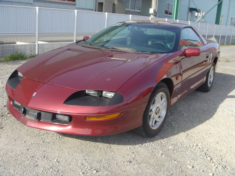 Pictures Of 1993 Chevrolet Camaro For Sale Stillwater Mn