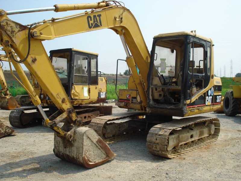 Used Cars For Sale In Winnipeg >> CAT 307 , N/A, used for sale