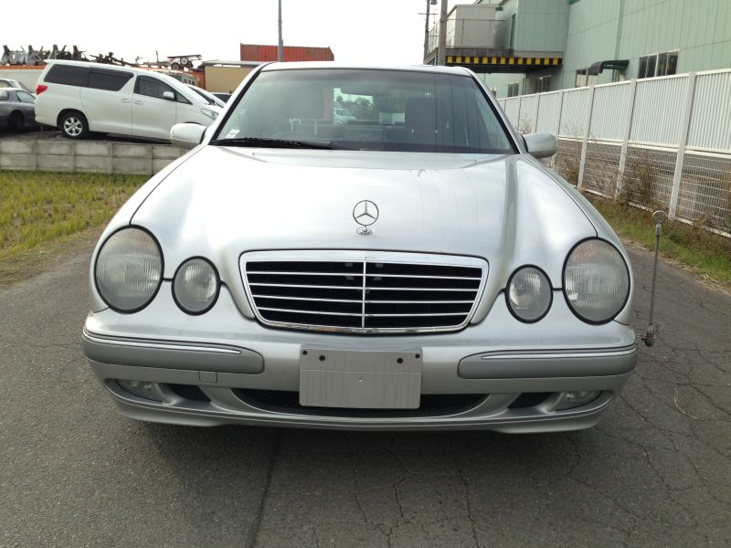 Mercedes benz e320 2000 used for sale for Mercedes benz partners