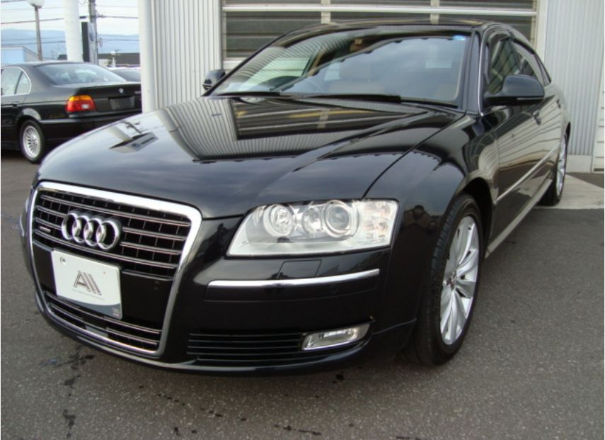 audi a8 3 7 quattro 2005 used for sale. Black Bedroom Furniture Sets. Home Design Ideas