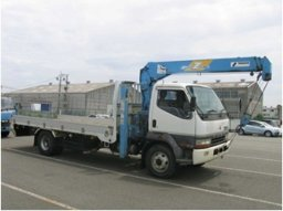Used Mitsubishi Fuso Fighter