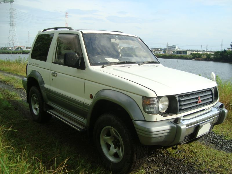 mitsubishi pajero 1994 used for sale. Black Bedroom Furniture Sets. Home Design Ideas