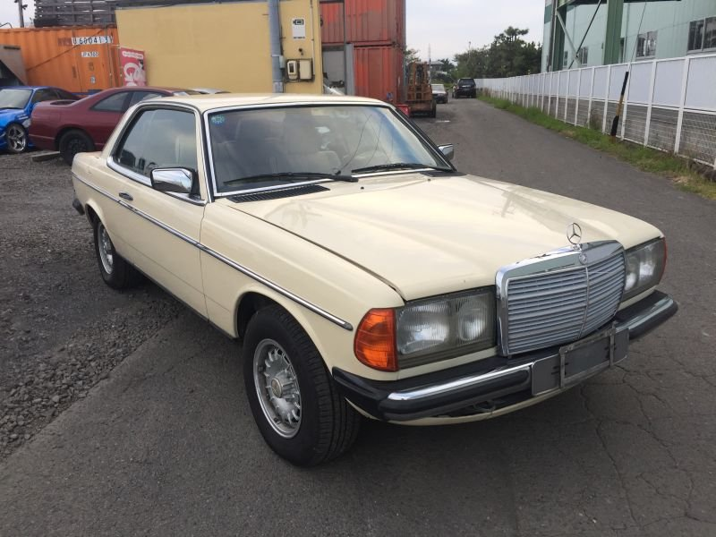 Mercedes benz 280ce 1983 used for sale for Mercedes benz 280ce for sale