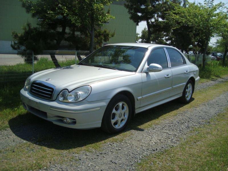 Hyundai New Ef Sonata 2005 Used For Sale