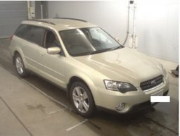 Subaru Legacy Outback used car