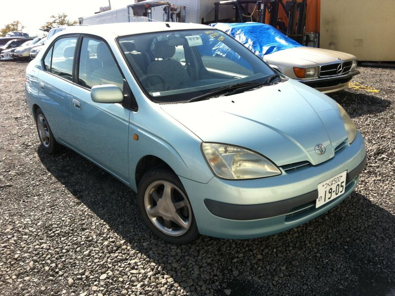 toyota prius g selection 1997 used for sale. Black Bedroom Furniture Sets. Home Design Ideas