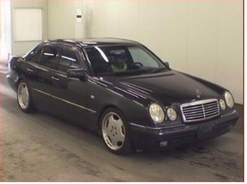 Mercedes benz e class e320 1996 used for sale for 1996 mercedes benz e320