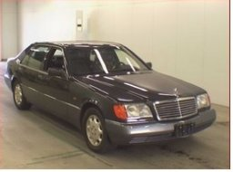 Mercedes-Benz 500SEL used car