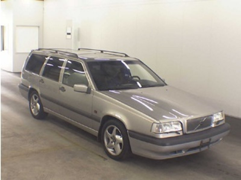 volvo 850 estate wagon turbo 1995 used for sale. Black Bedroom Furniture Sets. Home Design Ideas