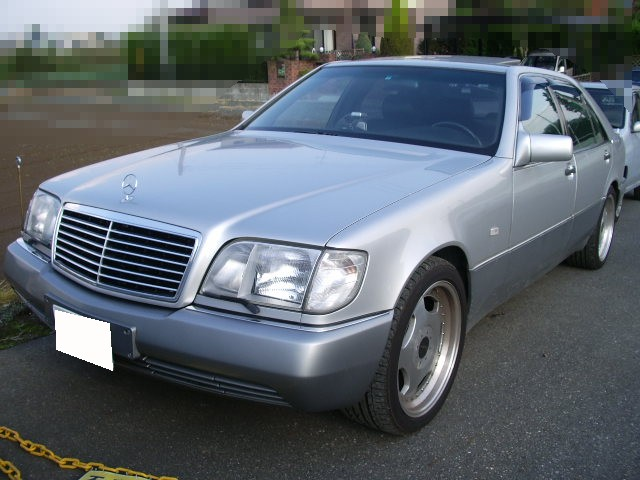 Mercedes Benz 600sel 600sel 1991 Used For Sale