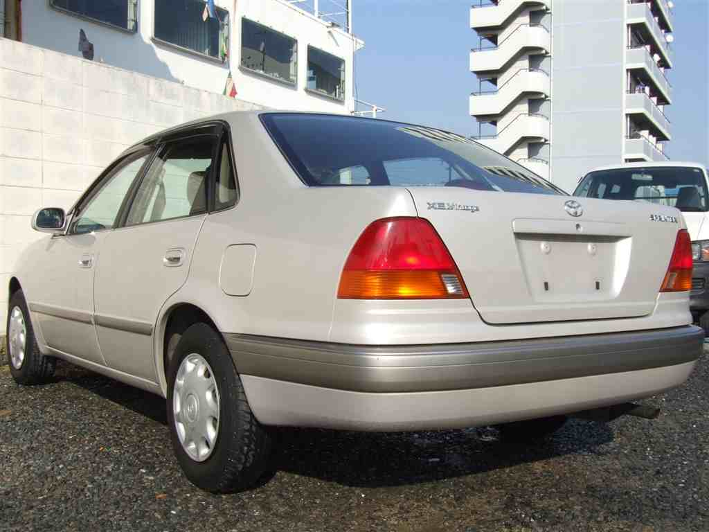 Toyota Sprinter Xe Vintage 1996 Used For Sale