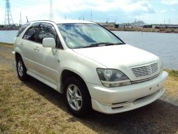 Used Toyota Harrier