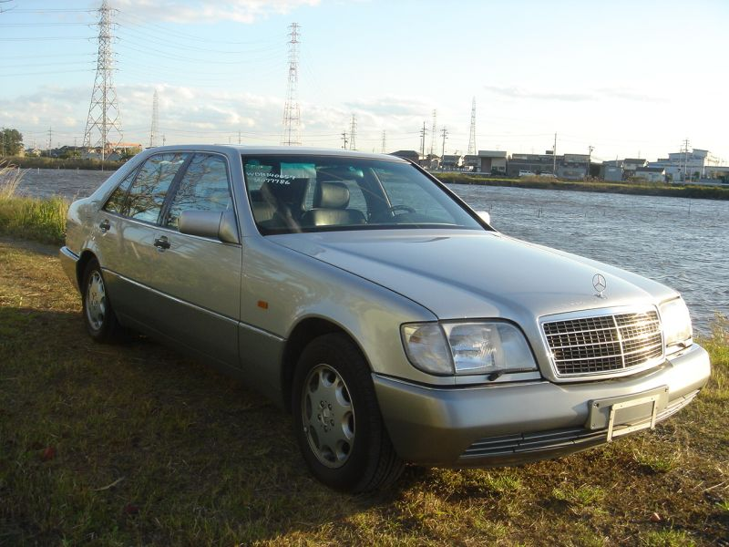 Mercedes Benz 600sel 600sel 1993 Used For Sale