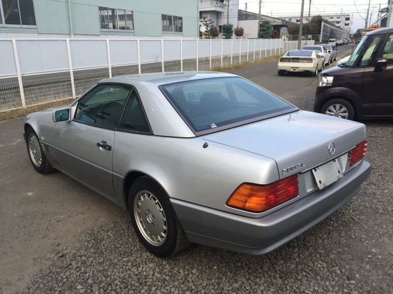 Mercedes benz 500 sl 1993 used for sale for 500 mercedes benz for sale