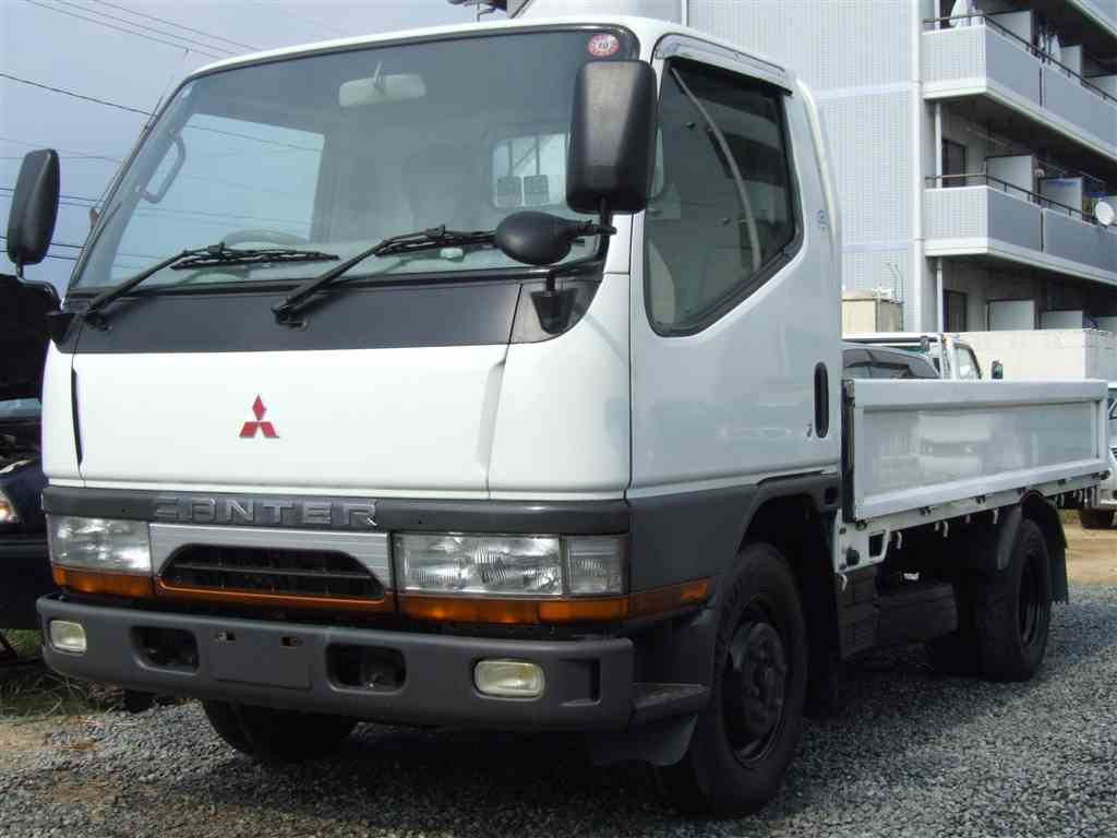 mitsubishi truck wreckers canter - fuso used parts Sydney