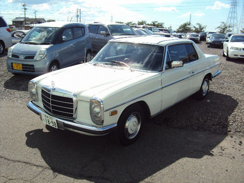 Mercedes benz 280ce 1975 used for sale for Mercedes benz 280ce for sale