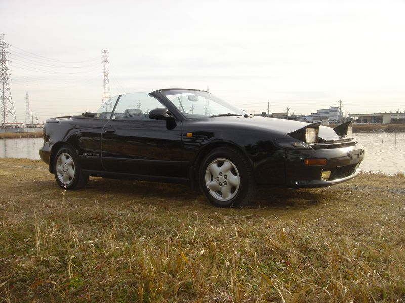 toyota celica convertible 1990 used for sale. Black Bedroom Furniture Sets. Home Design Ideas