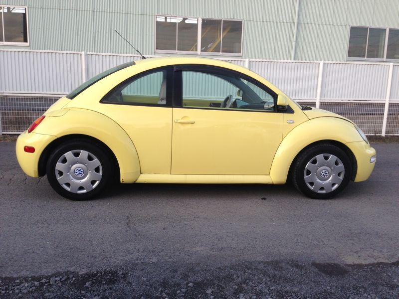 volkswagen new beetle 2001 used for sale. Black Bedroom Furniture Sets. Home Design Ideas