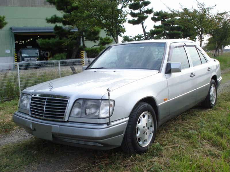 Mercedes benz e220 1994 used for sale for Mercedes benz 1994
