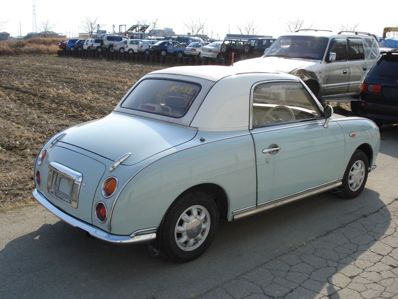 Nissan Figaro , 1991, used for sale