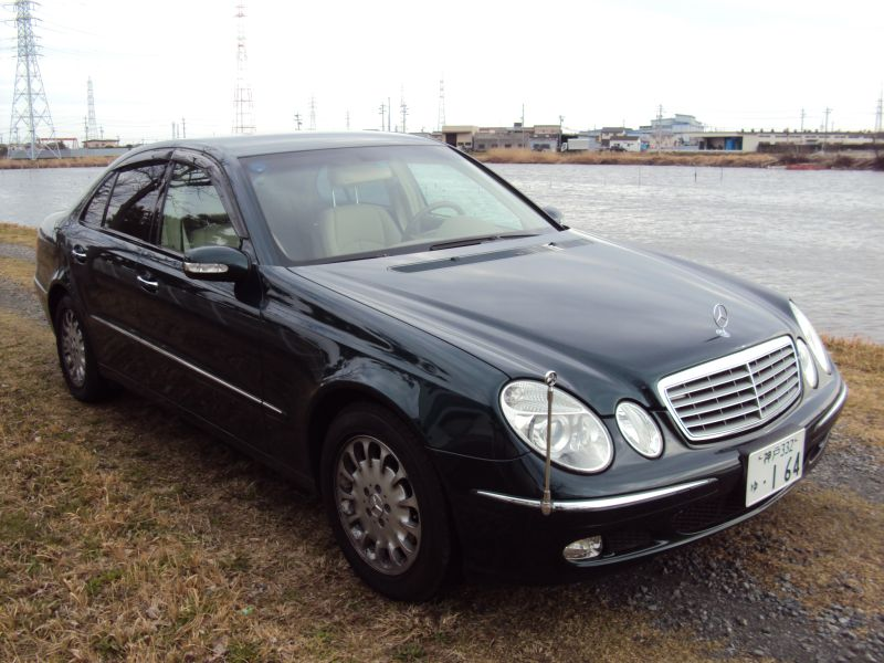 mercedes benz e240 2004 used for sale