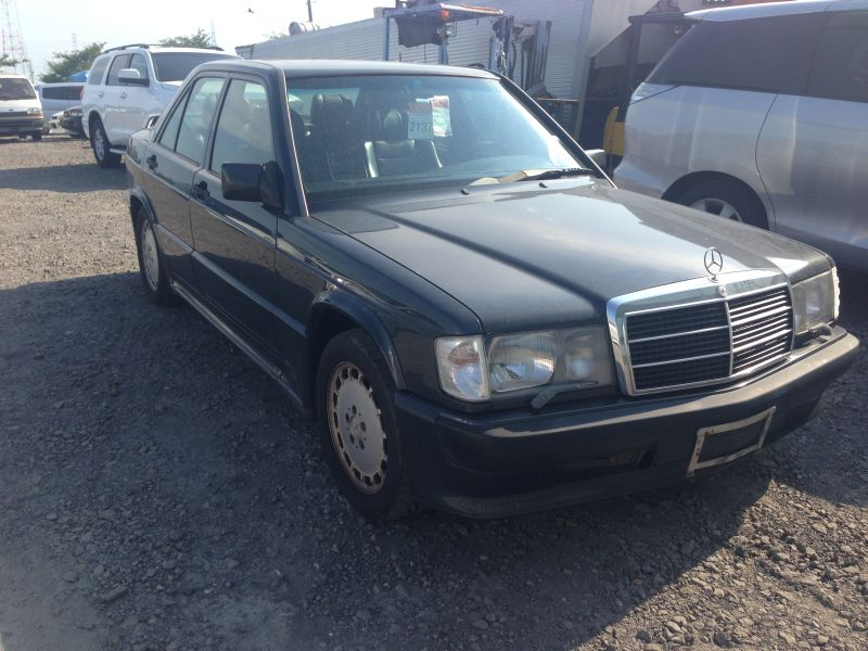 Mercedes benz 190e 2 5 16v 1992 used for sale for Mercedes benz 190e for sale
