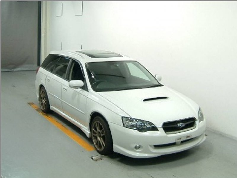 subaru legacy touring wagon 2 0 spec b 2003 used for sale. Black Bedroom Furniture Sets. Home Design Ideas