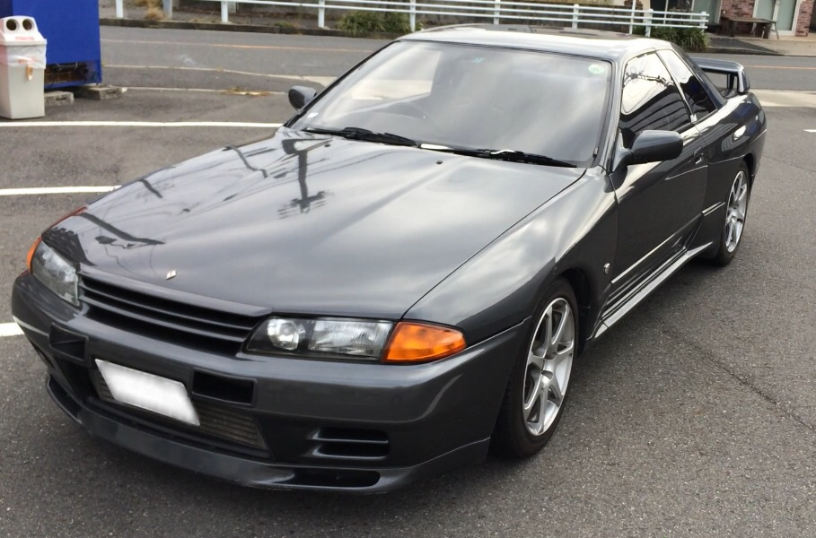 nissan skyline gtr 1989 used for sale. Black Bedroom Furniture Sets. Home Design Ideas