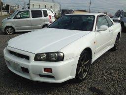 Nissan SKYLINE for sale - Japan Partner