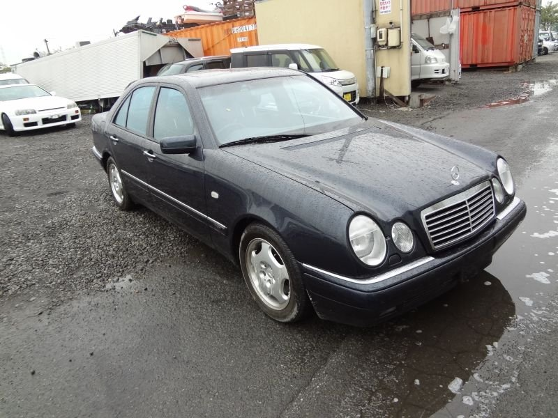 Mercedes benz e430 avant garde 1998 used for sale for Mercedes benz e430 for sale