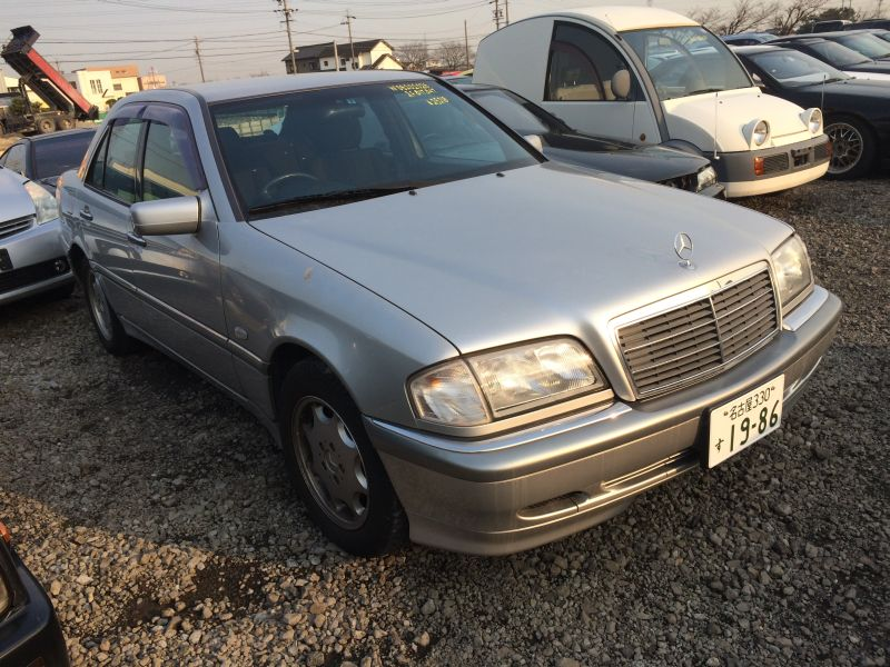 Mercedes benz c240 1999 used for sale for Mercedes benz partners