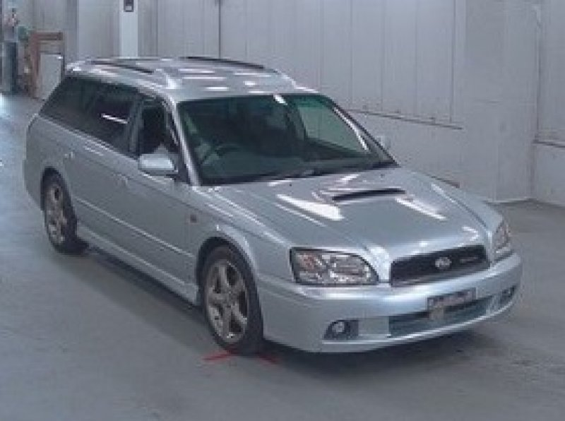 subaru legacy touring wagon gt b e tune ii 2002 used for sale. Black Bedroom Furniture Sets. Home Design Ideas