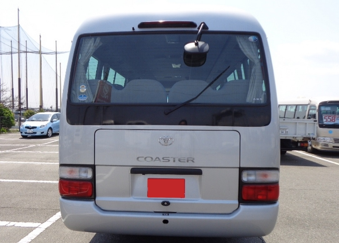 toyota coaster bus  2011  used for sale