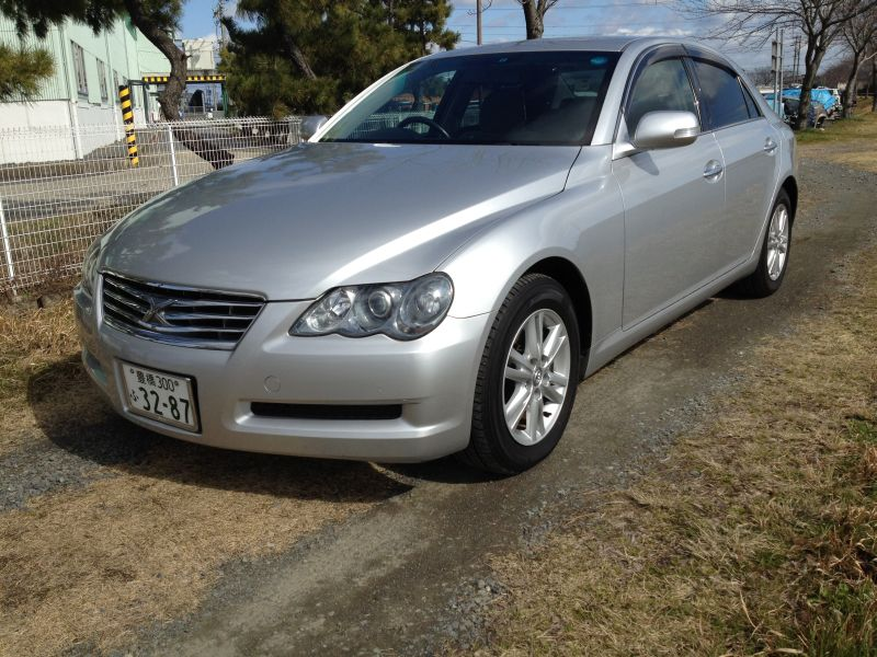 Toyota Mark X 250g 2007 Used For Sale