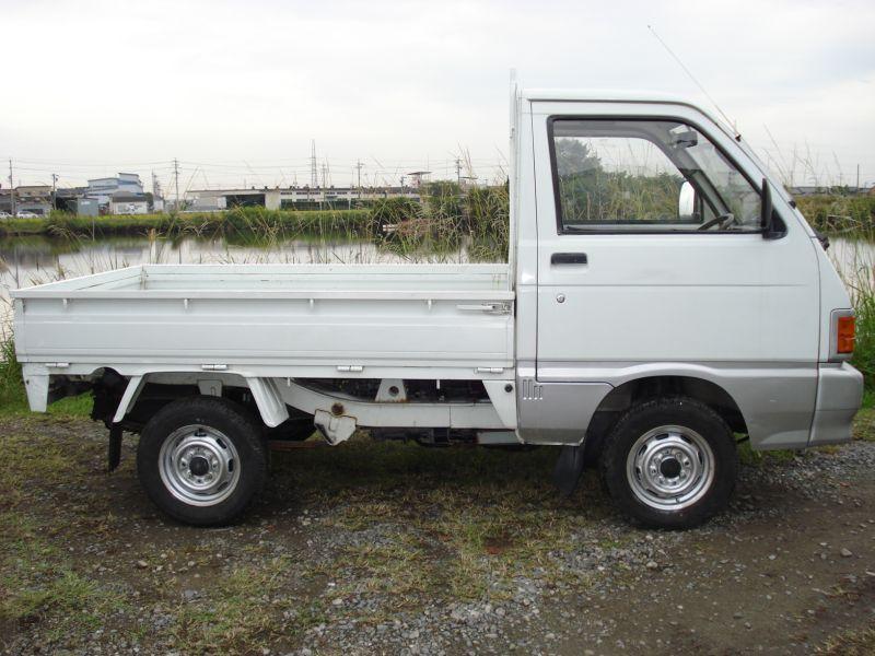 Daihatsu Hijet Truck 4wd 1991 Used For Sale
