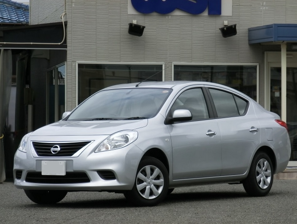 Used Cars For Sale In Winnipeg >> Nissan Latio , 2013, used for sale
