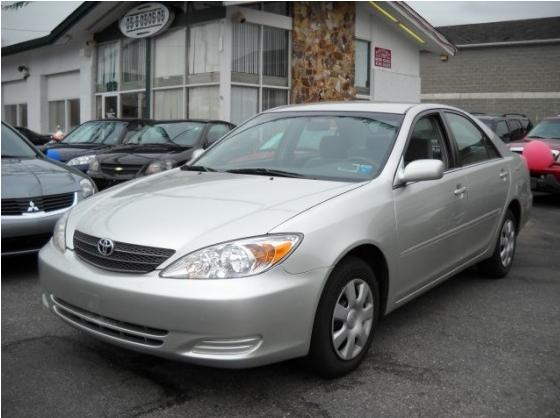 toyota camry le 2003 used for sale. Black Bedroom Furniture Sets. Home Design Ideas