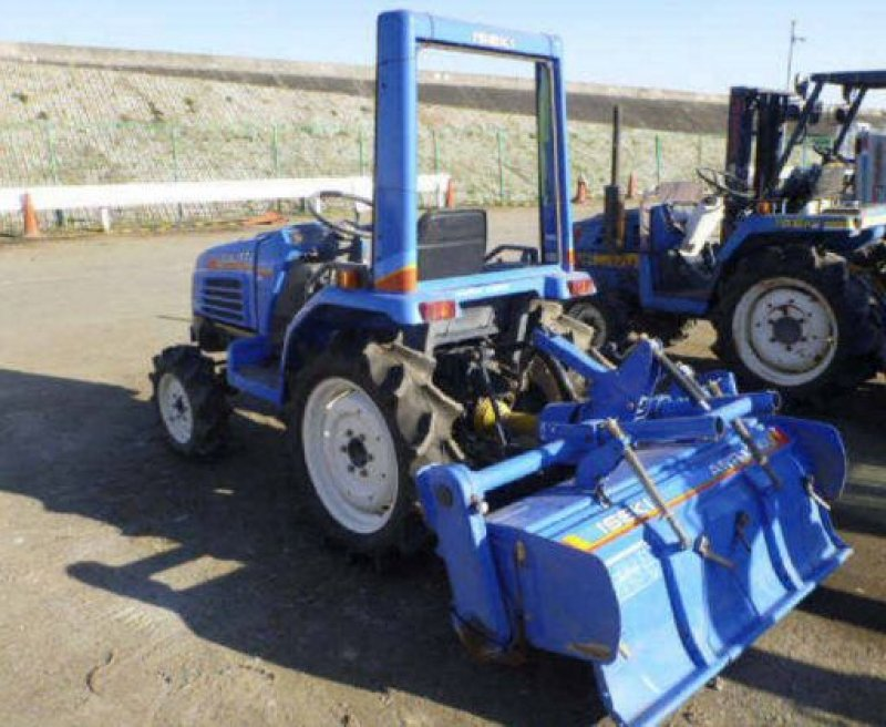 Iseki Tractor Salvage : Iseki tractor sial n a used for sale